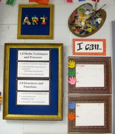 Cassie Stephens: In the Art Room: A Virtual Tour of the Art Room