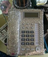 Home or Office Phone Bling!