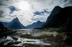 A Home on Wheels!  Campervan New Zealand, Milford Sound, Me Ra Koh Sony Artisan of Imagery