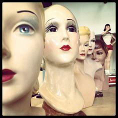mannequins!
