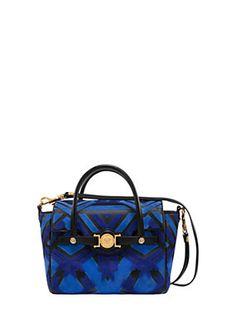 Versace - Signature Diamond Reflection bag- Fall 2015