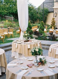 Castle Cliff Estate Wedding Part II  Read more - http://www.stylemepretty.com/2014/01/14/castle-cliff-estate-wedding-part-ii/