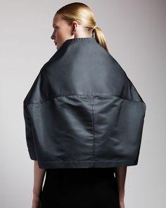 rain cape backs