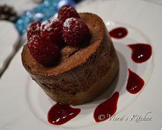 Viera´s Kitchen: White Christmas & Mousse au Chocolate Törtchen