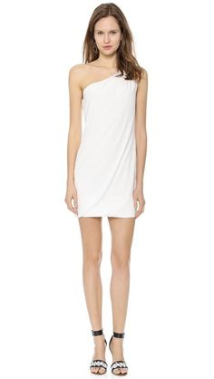 Ramy Brook Jasmine One Shoulder Dress