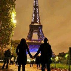 Por algo la llaman la ciudad del amor-paris