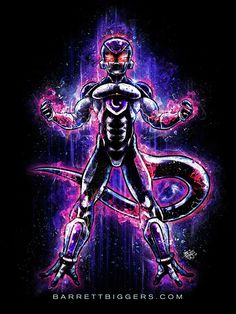 frieza freeza dragonballz dragon ball dragonball anime manga tv show film epic alien fight japan dbz Characters One Punch Man, Jocker Batman, Tokyo Ghoul, Dragonball Anime, Prince Warrior, Lord Frieza, Goku Y Vegeta, Majin Boo, Saga Dragon Ball