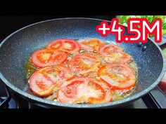 Breakfast Recipe - Egg And Tomatoes 🍅🥚 Asmr food Egg Recipes For Breakfast, Breakfast Time, Whole Food Recipes, Cooking Recipes, Healthy Recipes, Tomato Egg Recipe, Cocina Light, High Carb Foods, Gastronomia