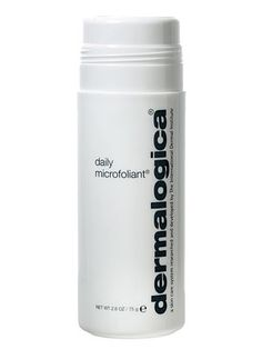 Best exfoliant for ALL skin types $50 2.6oz avail www.salonbrush.com
