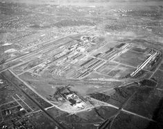 Old Ford Motor Company World Headquarters, Ford Rotunda and Ford Rouge Plant - May 12, 1936