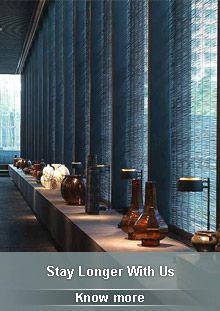 The PuLi Hotel and Spa | Shanghai urban resort