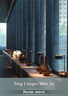 The PuLi Hotel and Spa | Shanghai urban resort