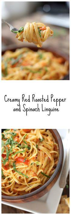 Spaghetti squash instead of pasta!