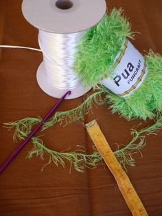To make a pikake flower lei out of rattail, start with a roll of 2 mm rattail. A 200 yard spool will make about 5 lei. Real pikake flowers are off white. You can make lei in any color you want.