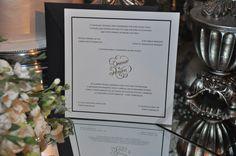 O Convite - Casamento Bruna e Renan