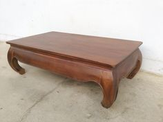 Rectangular Ming table 120 by 70 cm
