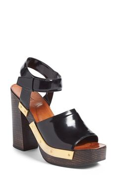 7843541df712 Rosetta Getty Ankle Strap Platform Sandal (Women)