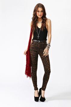 I will always love anything cheetah print <3