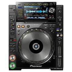 Pioneer CDJ-2000nexus