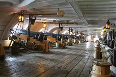 Nelson's Ship Smasher – the 32-Pounder
