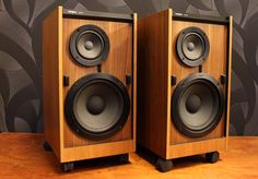 Vintage audio Olle Mirsch OM-60 Speakers Music Speakers, Hi End, Speaker Design, Loudspeaker, Audio Equipment, Audiophile, Death, Sun, Life