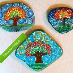 Hand Painted home decor by Miranda Pitrone on Etsy
