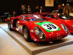 Alfa Romeo Tipo 33/2 Daytona 1968