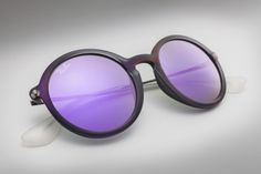 915950f7d3 Check out  RayBanRound Lily with purple Flash lenses   www.ray-ban.