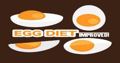 One of the most popular diets today is the boiled egg diet. This diet cannot be used for a long period of time since it is a very low calorie diet. We
