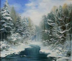 Zima by Lidmar on DeviantArt