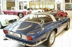 Iso Grifo Can Am (1972-74) - Automóviles Clásicos y Deportivos