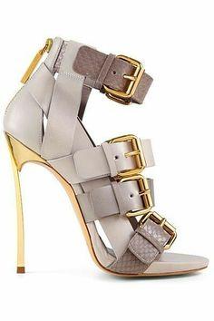 buckle, buckles and more buckles heels
