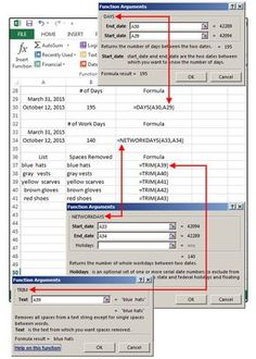15 Tips For Excel Formulas & Calcularions