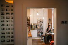 Freunde von Freunden — Nada Lottermann — Photographer & Stylist , Apartment & Neighbourhood, Westend, Frankfurt — http://www.freundevonfreunden.com/interviews/nada-lottermann/
