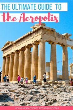 The Acropolis is one of the most popular archaeological sites in all of Greece, and is a must see if you are headed to Athens. As someone who majored in art history in college, visiting the Acropolis myself was pretty much a dream come true. You don't have to be an expert on ancient Greek…