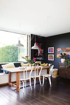 Plenty of colour and playful choices come together in this heritage Geelong home. See how a contemporary extension gives this family of five much-needed room to move