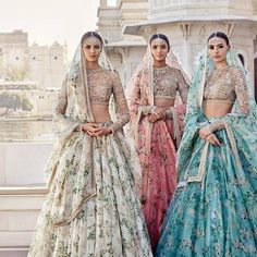 The Udaipur Collection❤️ #sabyasachiofficial #Springcouture2017 #indiatrend