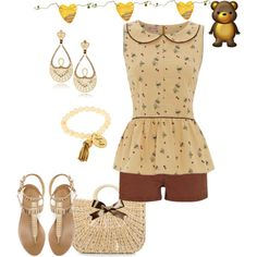 Bee Charming by ding1 on Polyvore
