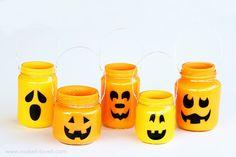 Halloween crafts #DIY #halloween #crafts #pumpkin
