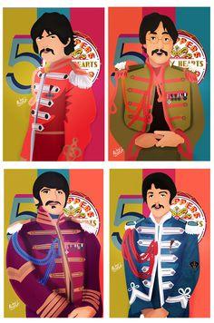 Sgt. Pepper 50