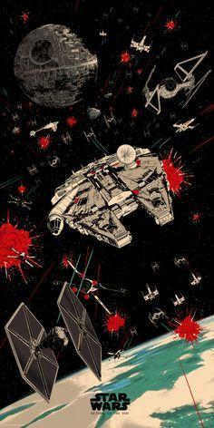 Star Wars Comics, Star Wars Art, Star Wars Wallpaper, Iphone Wallpaper, Waves Wallpaper, Wallpaper Bonitos, Science Fiction, Wallpaper Aesthetic, Pop Culture Art