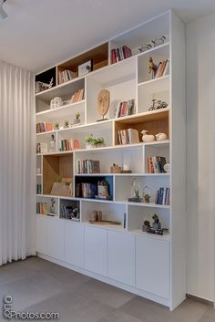 25 trendy home office furniture wall units Living Room Bookcase, Living Room Storage, Home Living Room, Living Room Decor, Home Library Design, Home Office Design, Bookshelf Design, Bookshelves, Trendy Home