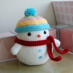 snowman--cuteness overload!!!