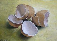 eierschalen / egg shells