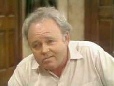 Archie Bunker gives us a history lesson @Chris Stilkey