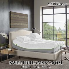 Trouble Sleeping? Check out our new Tempur-Pedic Flex beds with Hybrid Technology! www.sweetdreamsnc.com #mattress #bed #sweetdreamsmattresses #sweetdreams #southernpinesnc #moorecounty #newhome