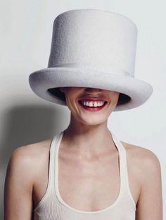 """""""L'INFANTE DU ROCK"""" Georgia May Jagger by Marcin Tyszka for Elle France October 2014"""