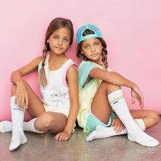 Image may contain: 2 people, people sitting and shoes Cute Little Girls Outfits, Little Girl Models, Cute Girl Dresses, Kids Outfits Girls, Cute Girls, Young Girl Fashion, Preteen Girls Fashion, Kids Fashion, Mode Adidas