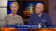 """Dr. Jan Pol and his wife Diane joined us live to talk about the new season of their show """"The Incredible Dr Pol,"""" the couple's marriage and their shared passion for affordable veterinarian care. Th..."""