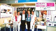 XXI Międzynarodowe Targi Branży Kosmetycznej Beauty Greece 2014, 3-5 Maj 2014r, Ateny, Grecja.